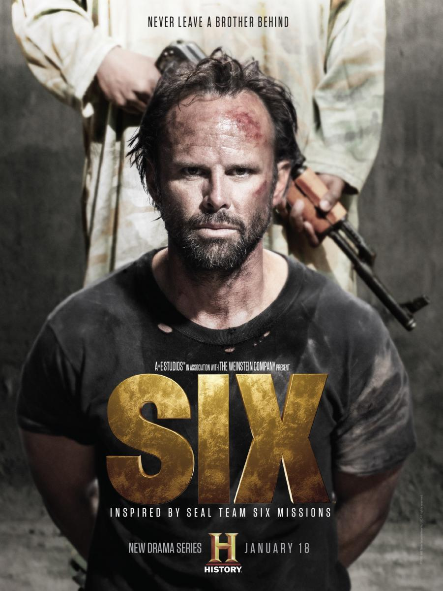 Six Temporada 02 Completa HDTV 720p – 480p [English]