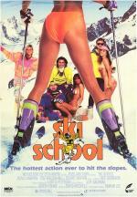 Loca academia de esquí