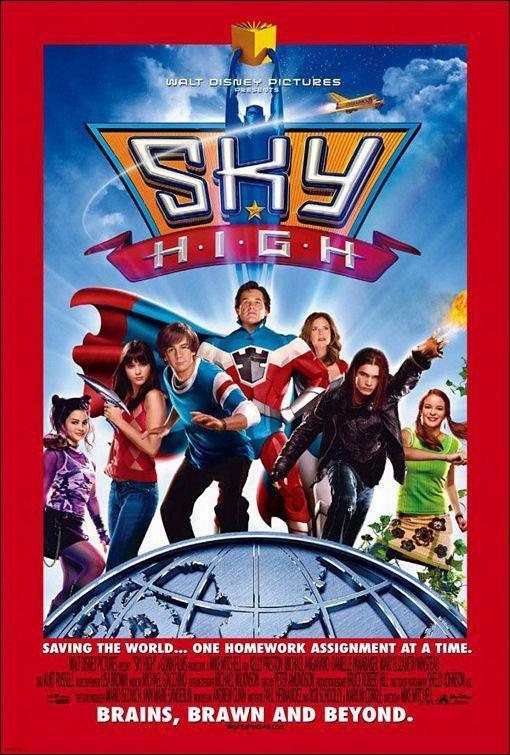 Resultado de imagen para academia de superheroes poster