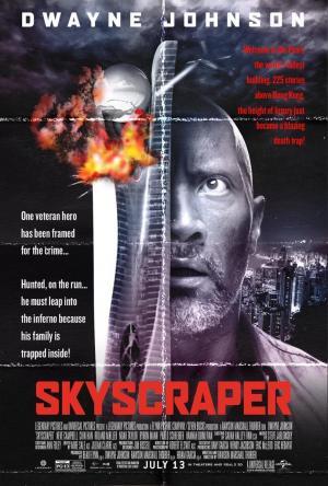 Rascacielos: Rescate en las alturas (2018) [CAM] [Latino] [1 Link] [MEGA] [GDrive]