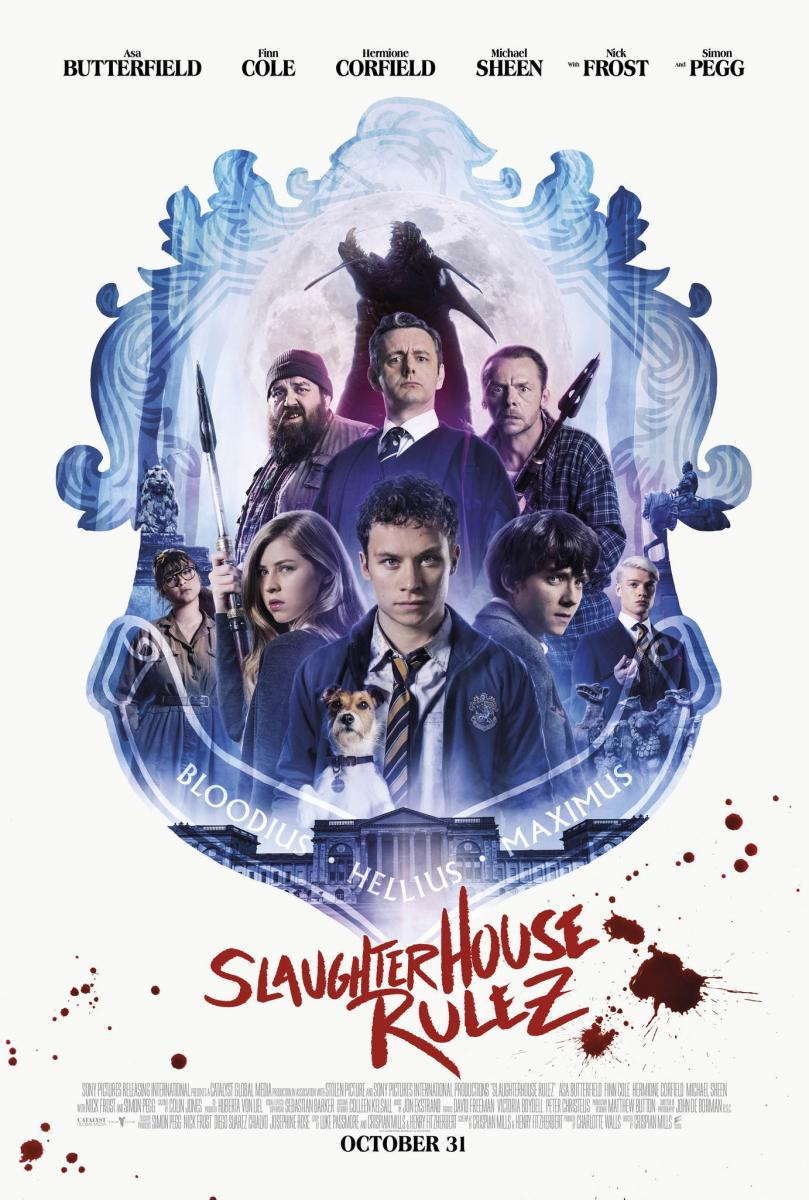 Slaughterhouse: Escuela sangrienta [2018][Dual Latino][1080p][MEGA]