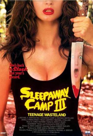Sleepaway Camp III: Teenage Wasteland (Nightmare Vacation III)