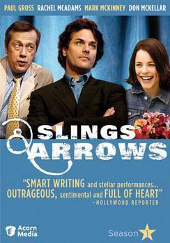 Slings and arrows serie de tv 2003 filmaffinity for Oficina de infiltrados serie filmaffinity
