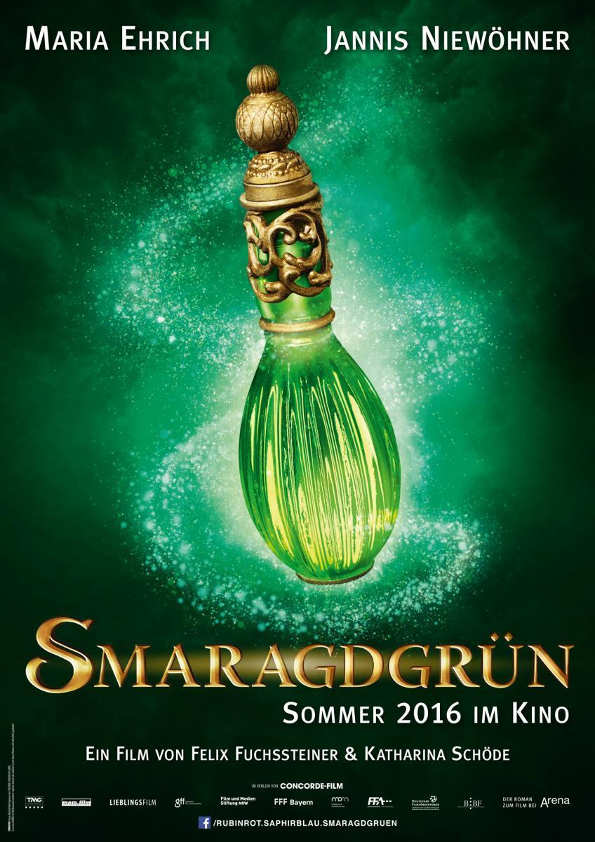 Smaragdgrün Dvd Start