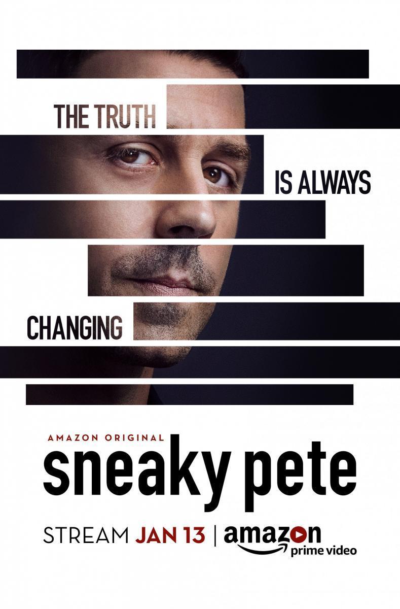 Resultado de imagen de sNEAKY PETE filmaffinity