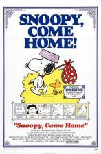 Snoopy, vuelve a casa