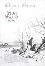 Ángeles en la nieve