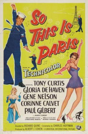 Tres amores en París
