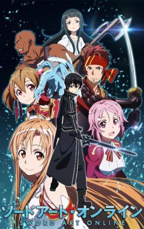 Sword Art Online (Serie de TV)