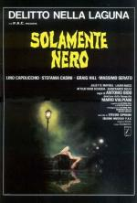Solamente nero (Only Blackness)