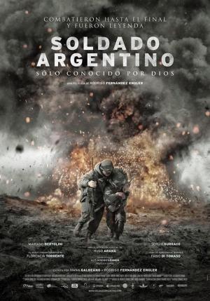 Soldado argentino, solo conocido por Dios