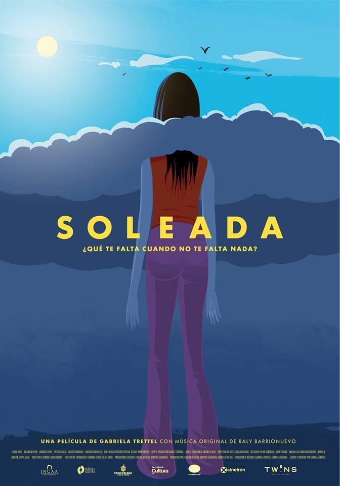 Soleada (2016) | DVDRip Latino HD GoogleDrive 1 Link