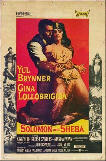 Salomón y la reina de Saba  (1959) [1080p] [Latino] [Google Drive]