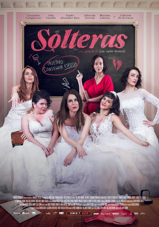 Solteras (2013)[1080p] [Latino] [Google Drive]