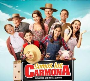 Somos los Carmona (Serie de TV)