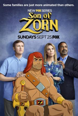 Son of Zorn (Serie de TV)