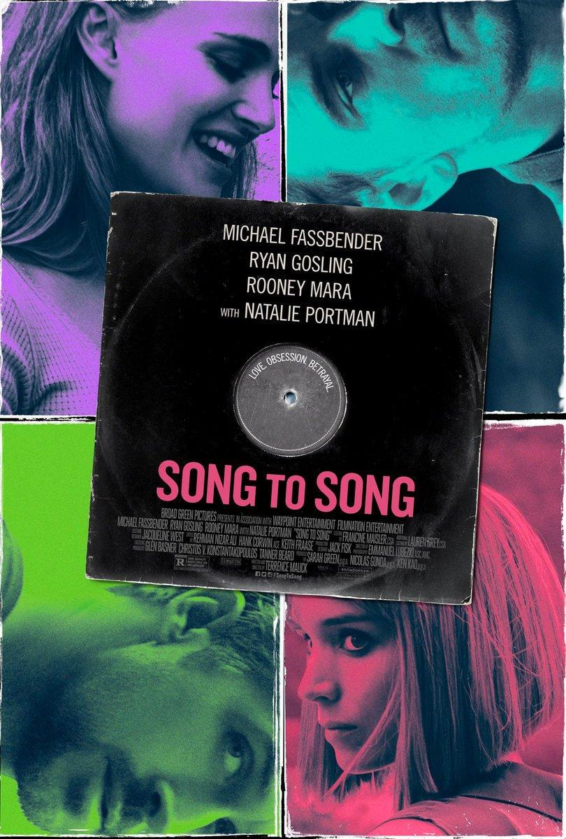 Song to Song (BRRip Latino – Ingles 720p) 2017