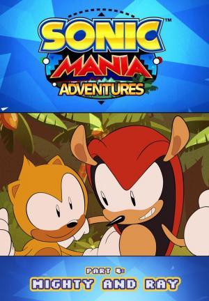 Sonic Mania Adventures. Part 4: Mighty & Ray (C)