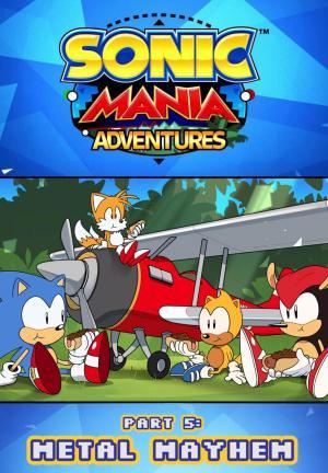 Sonic Mania Adventures. Part 5: Metal Mayhem (C)