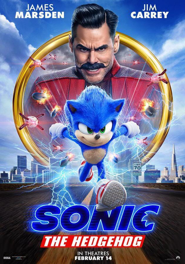 Sonic, la película (2020)[1080p] [Latino] [Google Drive]
