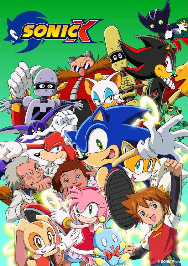 Sonic x serie de tv 2003 filmaffinity for Oficina de infiltrados serie filmaffinity