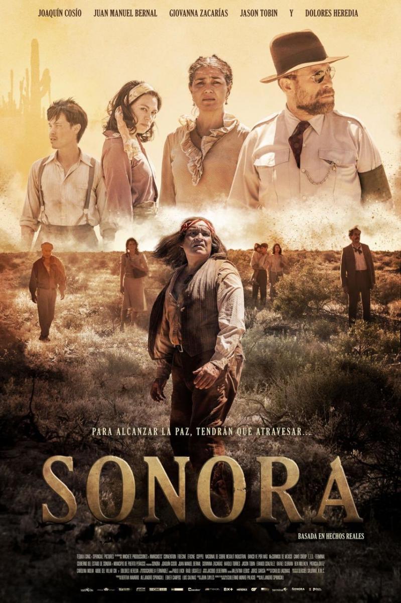 Sonora [2018][Latino][1080P][Mega]