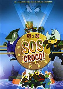 SOS Croco: Cocodrilos al rescate (Serie de TV)