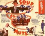 Sopa de nueces