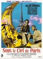 Bajo el cielo de París