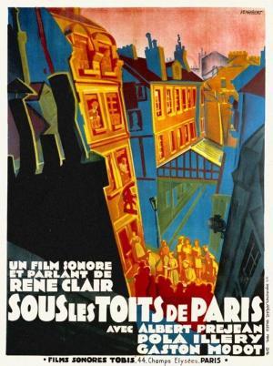 Bajo los techos de París