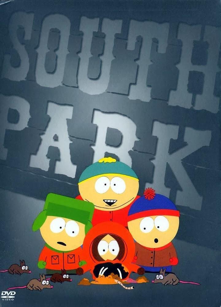South Park (Serie de TV) Completa [720p] [Latino] [MEGA]
