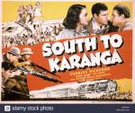 South to Karanga