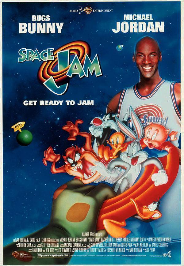 Space Jam: el juego del siglo (1996) [1080P] [Latino] [Google Drive]
