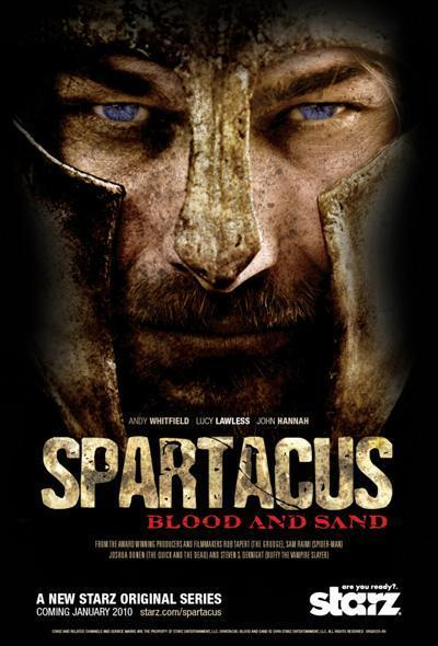 Spartacus: Blood and Sand (TV Series) (Serie de TV) [2010][Español Latino][1080p][MEGA] (Array)