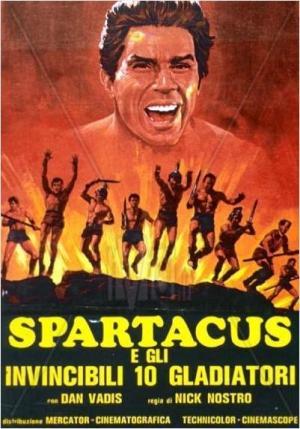 Espartaco y los diez gladiadores