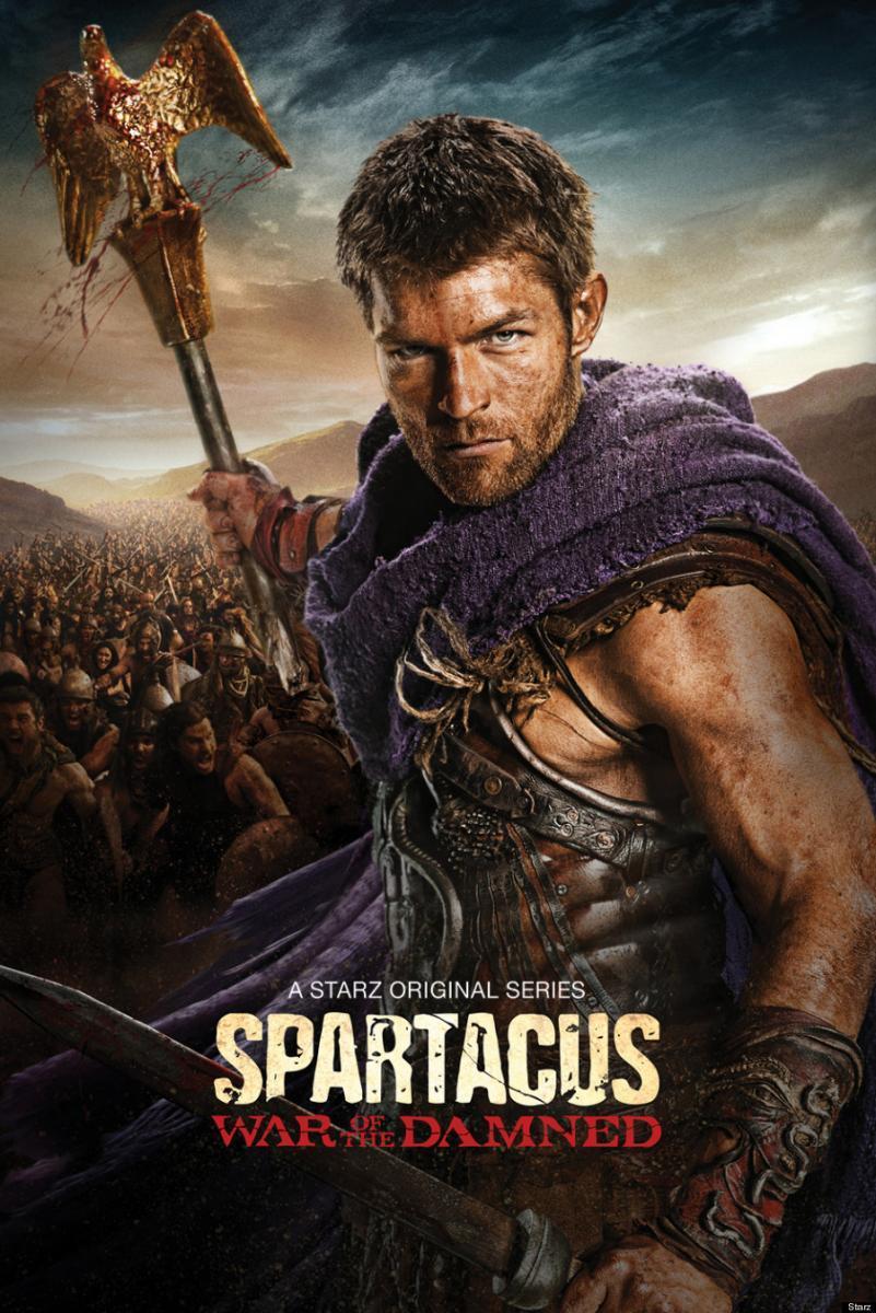 Críticas de Spartacus: La guerra de los condenados (Serie de TV ...