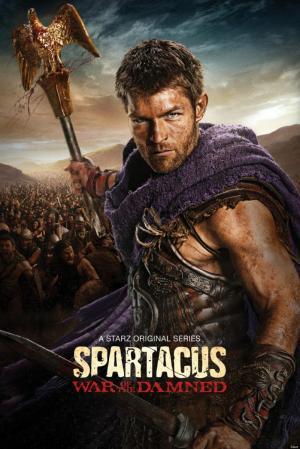 Spartacus: La guerra de los condenados (Serie de TV)