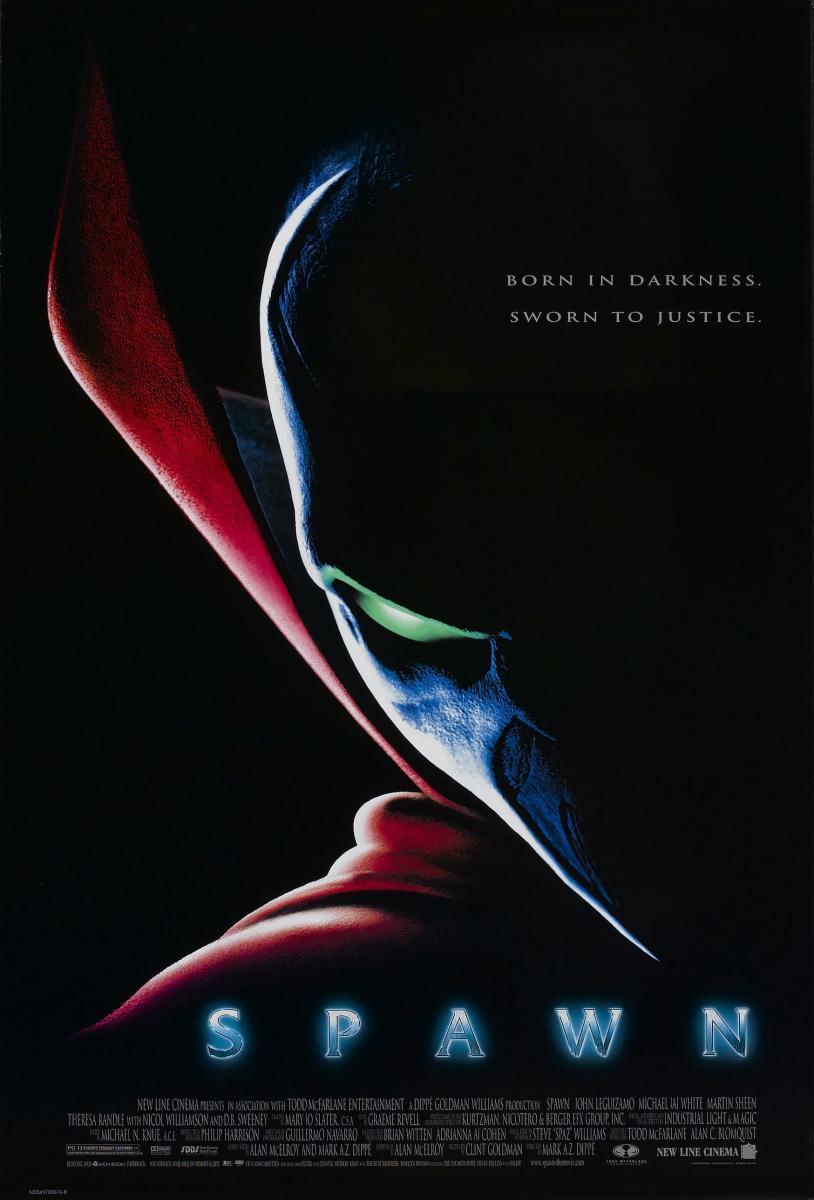 Spawn [1997][Latino][1080p][MEGA y GD]
