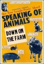 Speaking of Animals Down on the Farm (C)