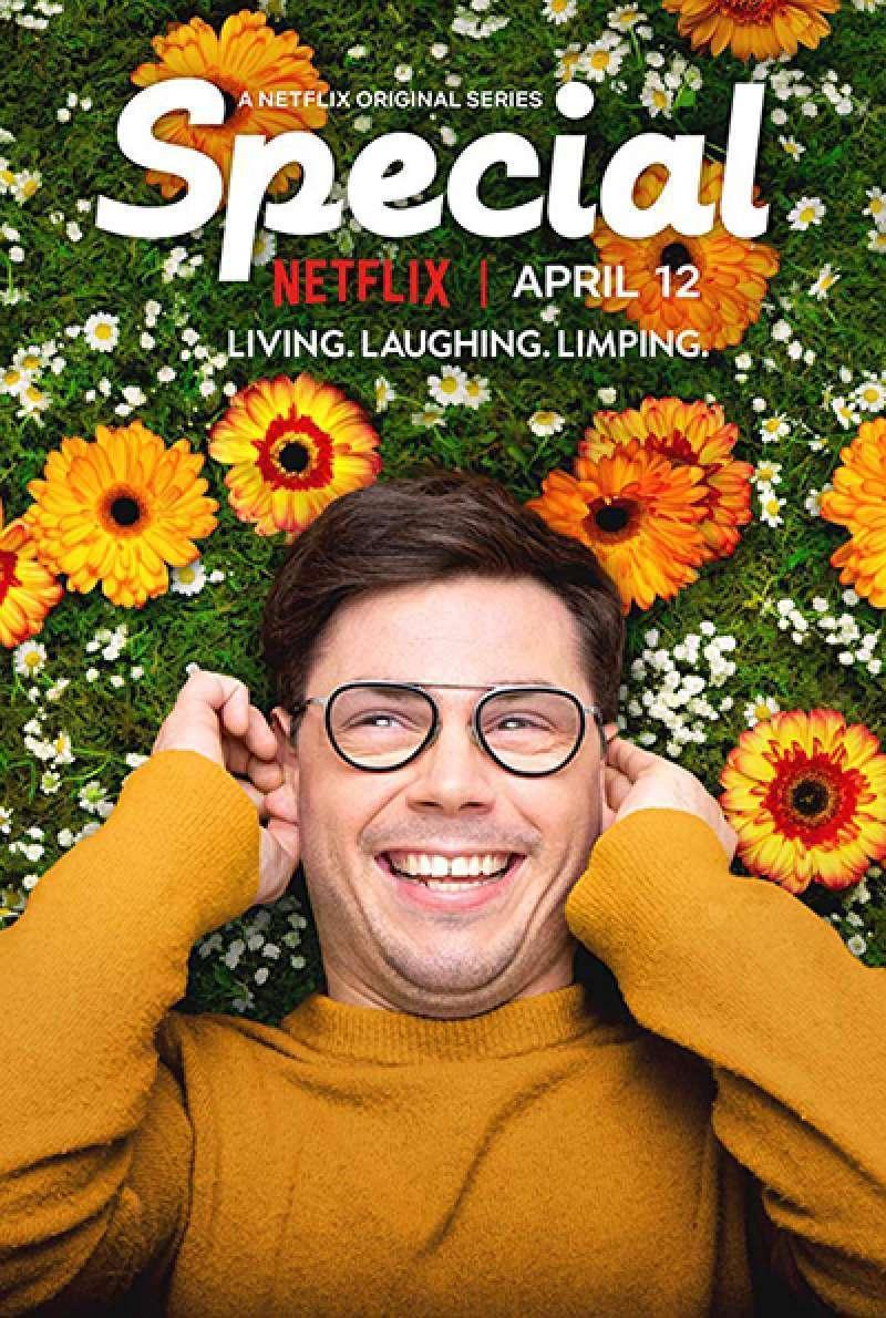 Especial (Serie de TV) (2019) Temporada 1 [720p] [Latino-Inglés] [MEGA]