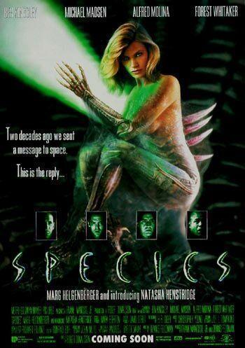 Especies (1995) ()