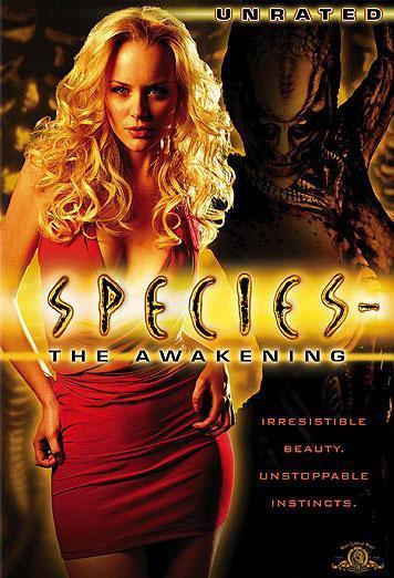 Especies: El despertar (2007) ()