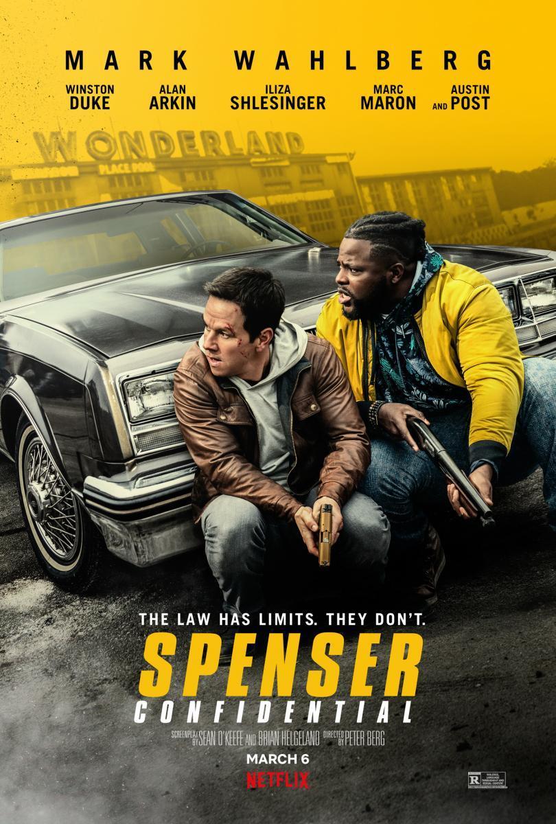 Spenser Confidentia (2020)[1080p] [Latino] [MEGA]