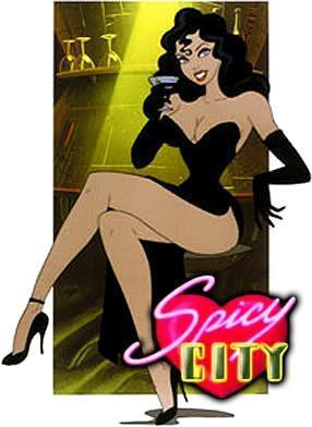 Spicy City (Miniserie de TV)