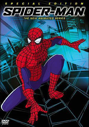 Spider-Man: The New Animated Series (Spiderman) (AKA MTV Spiderman) (TV Series) (Serie de TV)
