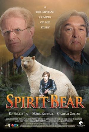 Spirit Bear: The Simon Jackson Story (TV)