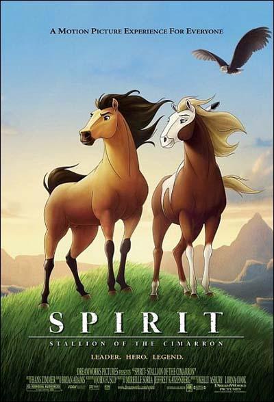 Spirit: El Corcel Indomable (BRRip Latino – Ingles 1080p) 2002
