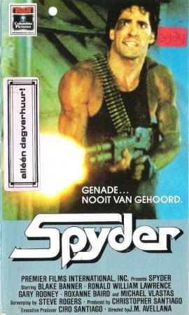 Spyder, la trampa de azucar