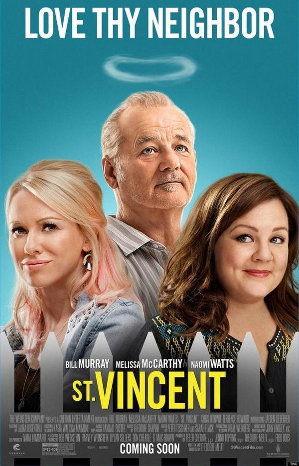 Sn. Vincent (2014) [1080p] [Latino] [MEGA]