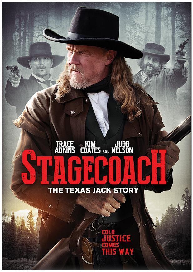 La diligencia: La historia de Texas Jack (2016) Descargar Gratis